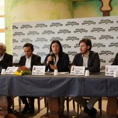 Conferenza stampa a Miragica