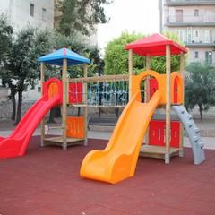 Inaugurazione giostrine al Parco Marinelli JPG