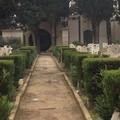 Pulizia del Cimitero