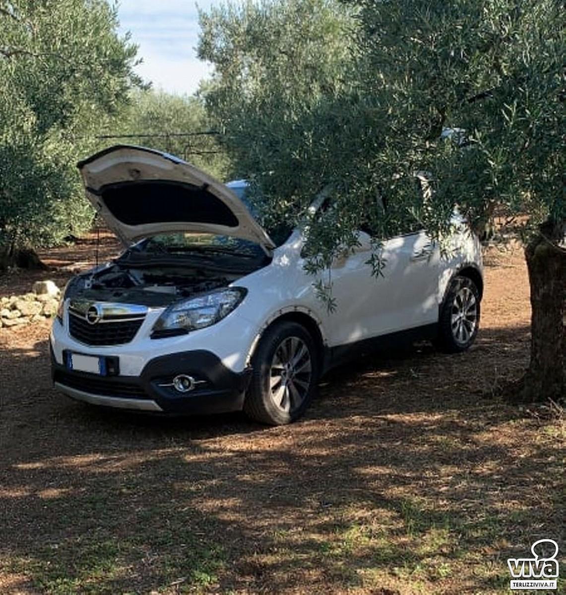 La Opel Mokka ritrovata