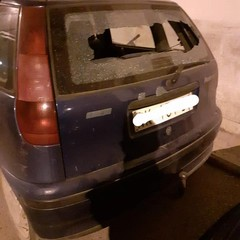 Notte di follia a Terlizzi: 41enne danneggia 10 auto. Arrestato