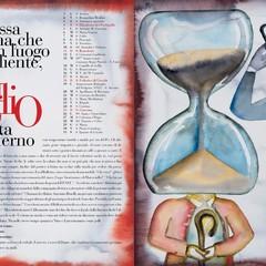I Carabinieri presentano il calendario storico 2021