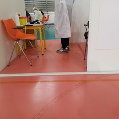 Centro vaccinale Palachicoli Terlizzi