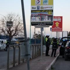 Controlli Polizia Locale ingresso citt JPG