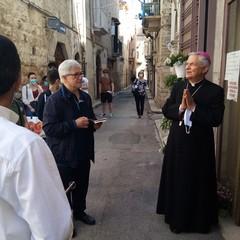 festeggiamenti in onore di SantAntonio parrocchia San Gioacchino Terlizzi