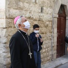 festeggiamenti in onore di SantAntonio parrocchia San Gioacchino Terlizzi JPG