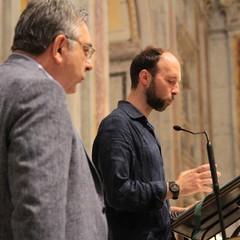 Giacomo Angarano e Franco Dello Russo