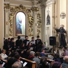 Giornata internazionale per leliminazione della violenza contro le donne Chiesa San Gioacchino JPG