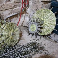 Antichi mestieri, il cestaio.
