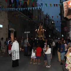 Processione Madonna del Carmine