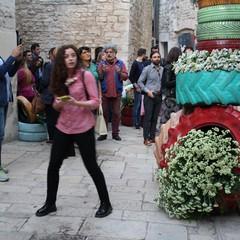 Inaugurazione vicoli in fiore