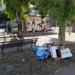 Largo Torino degrado