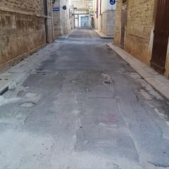 Piano strade quarto lotto