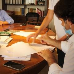 Raffaele Fitto firma la candidatura a Presidente della Regione Puglia Terlizzi JPG