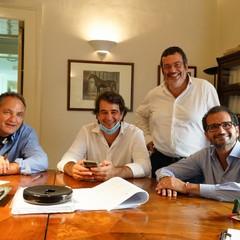 Raffaele Fitto firma la candidatura a Presidente della Regione Puglia Terlizzi