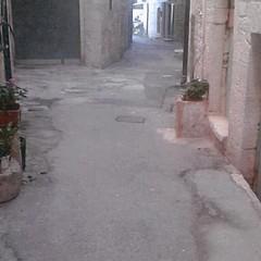 Sistemazione basolato borgo medievale