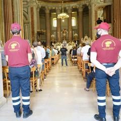Solenne Pontificale per SS Maria di Sovereto Terlizzi