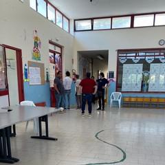 Sopralluogo per le manutenzioni presso le scuole