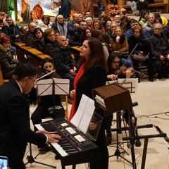 Soprano Carola Ricciotti