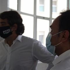 Visita di Fitto all ospedale M Sarcone JPG