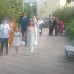 matrimonio al parcio