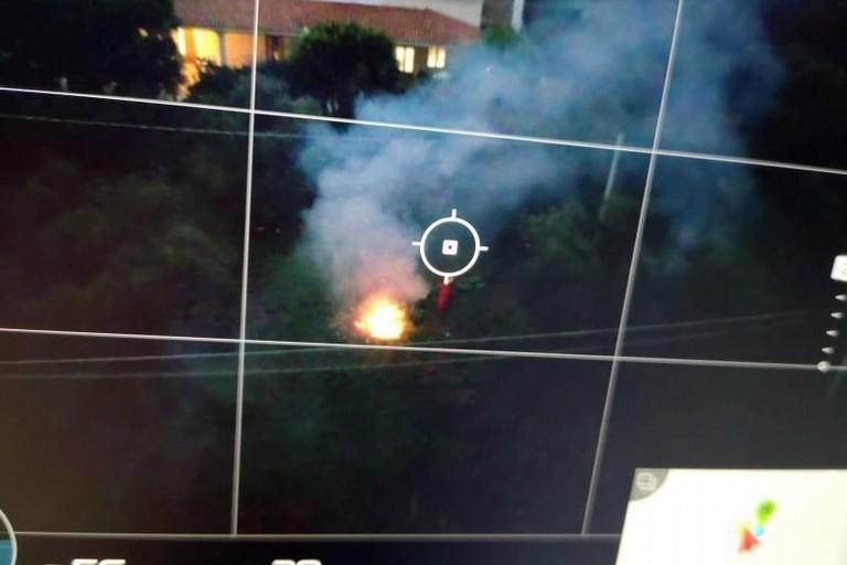 Il drone in dotazione alla Polizia Locale di Monopoli