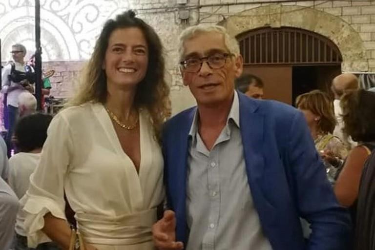 Michele Grassi ed Assuntela Messina