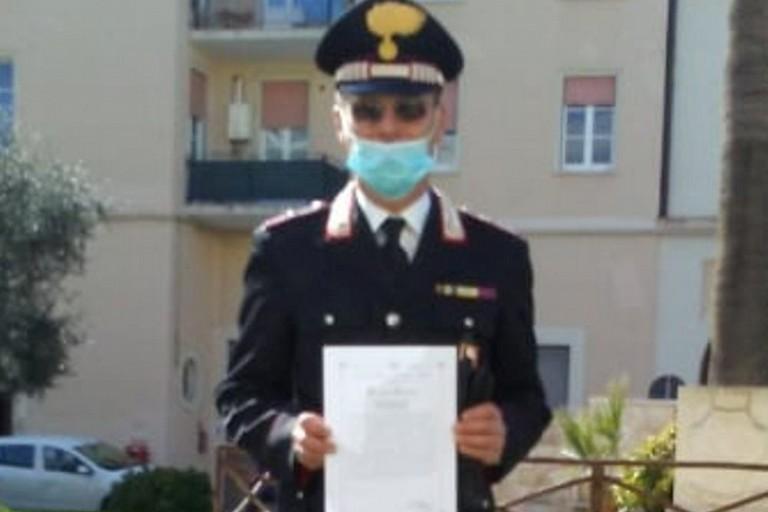 Il luogotenente Giuseppe Salierno