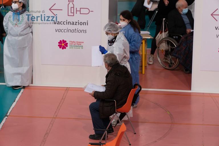 Punto Vaccinale Terlizzi