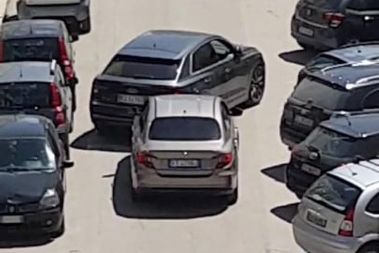 Il furto dell'Audi Q8