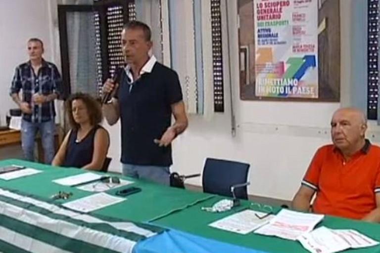 L'attivo unitario di Filt Cgil, Fit Cisl e Uiltrasporti Puglia