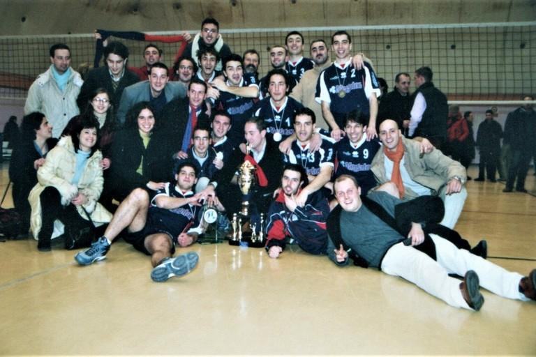 La Coppa Puglia vinta nel 2000