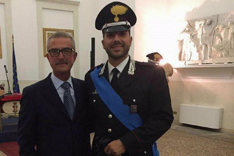Cordoglio unanime per la scomparsa del luogotenente Donato Casamassima