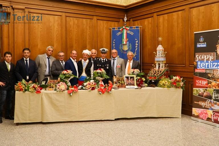 La delegazione alla Camera