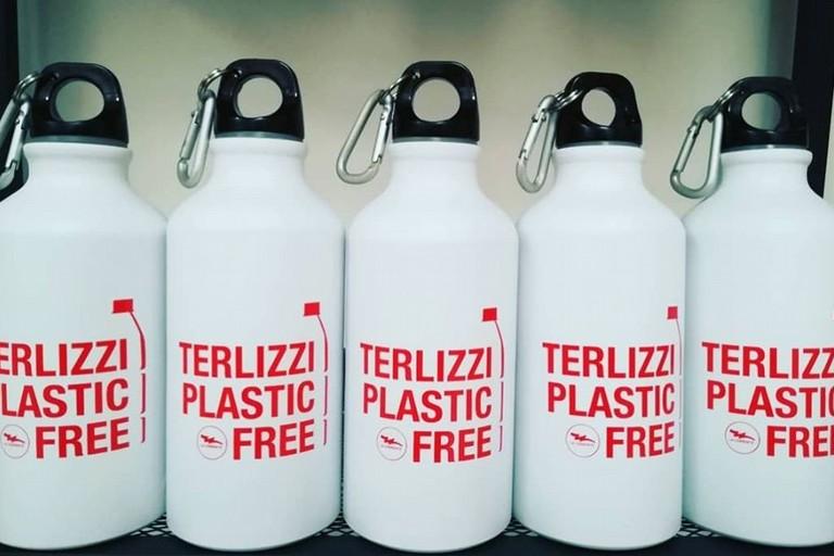Borracce plastic free