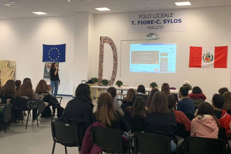 La presentazione del progetto sudamericano