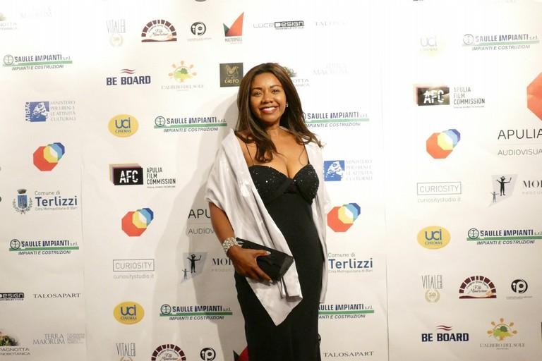 LaVerne Daley vicedirettrice del Miami Web Fest. <span>Foto Cosma Cacciapaglia</span>