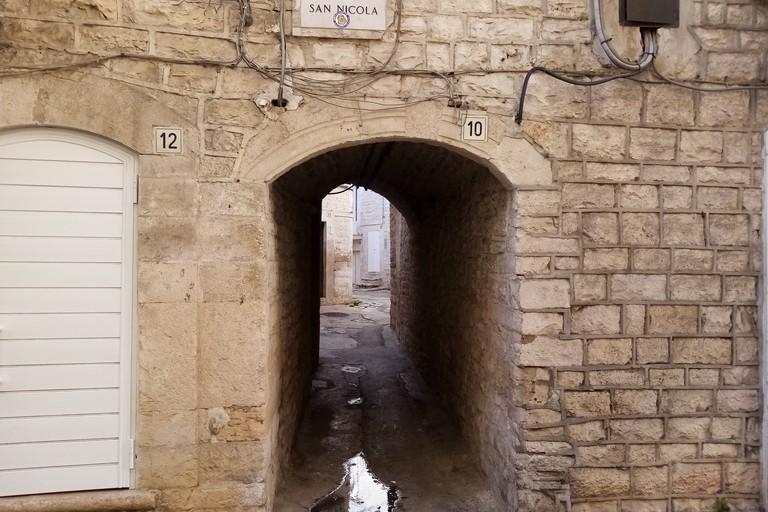Arco San Nicola Terlizzi. <span>Foto Cosma Cacciapaglia</span>