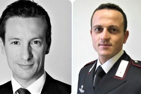 L'Ambasciatore ed il Carabiniere ucciso