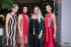 Roberta Molinini, una top model terlizzese a Sanremo