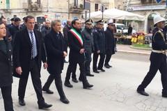 Terlizzi ricorda i caduti della Fosse Ardeatine (FOTO)