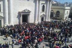 Aperture della Porta della Chiesa di Sovereto