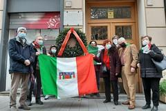 La Corrente e l'ANPI Terlizzi non dimenticano il sacrificio di Gioacchino Gesmundo e Benny Petrone