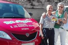 Lotteria festa maggiore: i vincitori sono due pensionati di Genova
