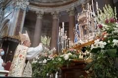 Le emozioni in FOTO della Santa Messa mattutina in onore di Maria SS di Sovereto