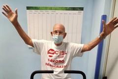 Fuori dal Covid ad 86 anni grazie alla riabilitazione a Terlizzi