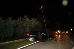 Incidente sulla provinciale 112 per Molfetta. Coinvolte due auto