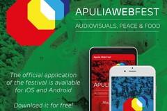 Pronta l'App per l'evento Apulia Web Fest