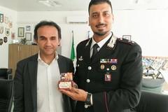 «Buon lavoro, comandante Crugliano». Il tenente dei Carabinieri lascia Terlizzi