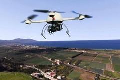 Due droni per individuare i roghi di rifiuti
